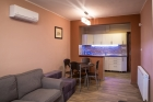 American style kitchen, air conditioning, radiator - fully equipped apartments